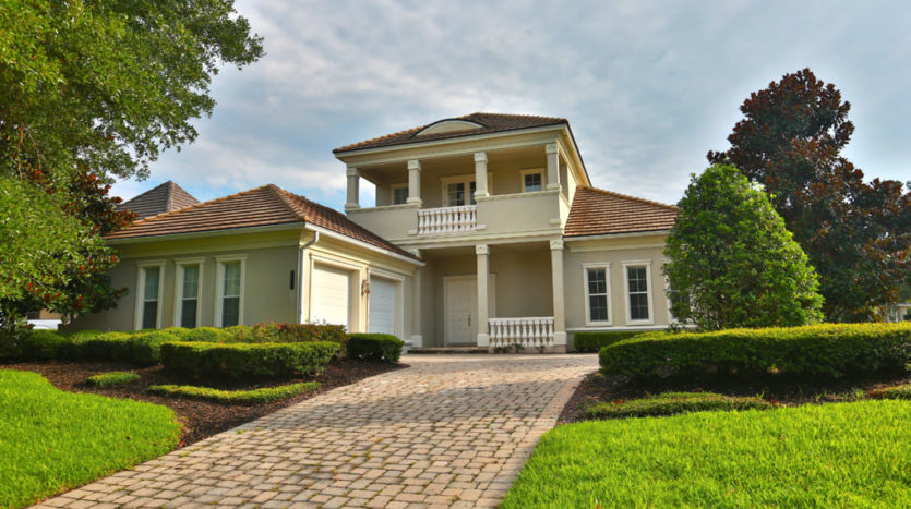 Golden Ocala Golf & Equestrian Club- Clubside Villa Home